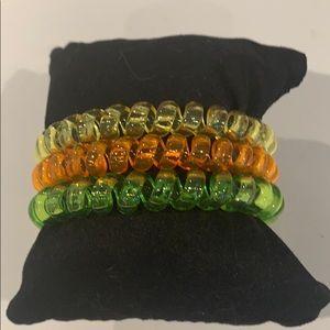 Bundle of Flex-Bracelets